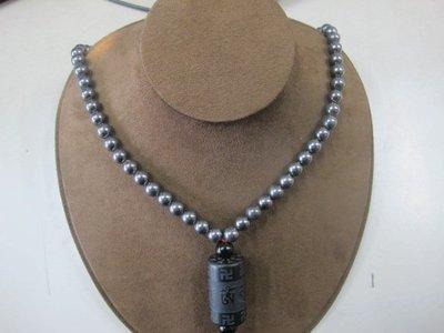 二手舖 NO.1124 健康磁石 天珠項鍊
