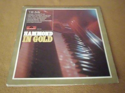 【杜比唱片】 黑膠唱片 ~ HAMMOND IN GOLD //  AMERLKA    (德版) *** LP ***