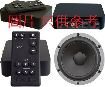 全新 Dynaudio Xeo 3 / Xeo 5 揚聲器音響 遙控器 [ 專案 客製品 ]