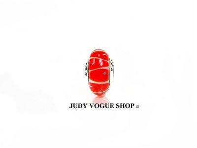 韓國 Murano charms 熱情海螺琉璃珠 精品琉璃珠 JUDY VOGUE SHOP【JMB-0002】