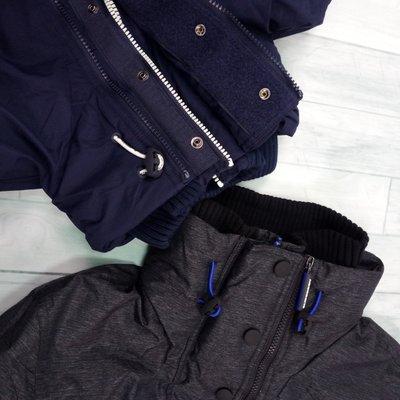 1609 B3 現貨 極度乾燥 雙色 線條 superdry 刷毛 無帽 外套 素色 防風 男款 雙拉鍊 防風衣