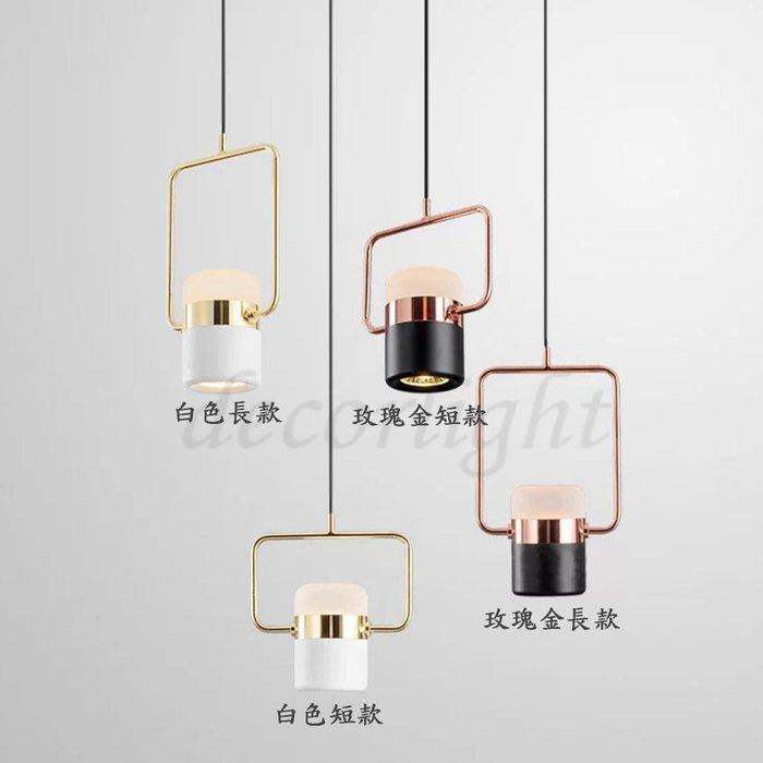 【一盞燈】設計師款 (兩色)胖娃吊燈 玫瑰金 白金