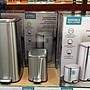 [好樂市東湖總店]SENSIBLE ECO LIVING 6L+29.7L 不鏽鋼垃圾桶組合 #1193833