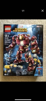 Lego 76105 Marvel The Hulkbuster: Ultron Edition