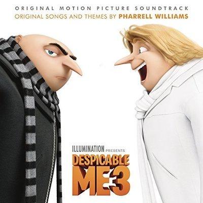 菲董之神偷奶爸3 電影原聲帶 Despicable Me 3 O.S.T.---88985450132