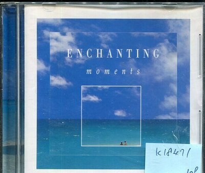 *真音樂* ENCHANTING / MOMENTS 二手 K18471