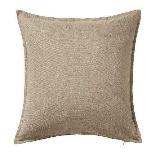 ☆創意生活精品☆IKEA GURLI 抱枕套(米色) 50x50 公分