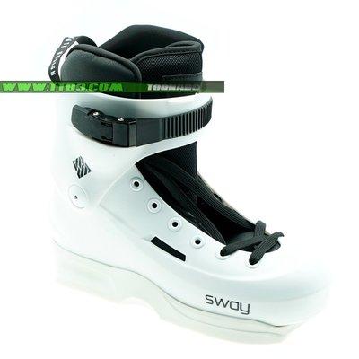 溜冰鞋USDxa0 Sway Team IV專業特技極限輪滑鞋Inline Skates Aggressive