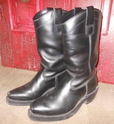 Dayton 工程師靴機車靴engineer boots工作靴 wesco boss red wing 2268 牛仔靴