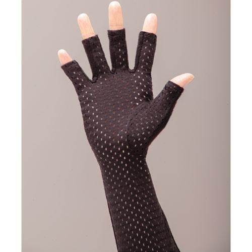 【東京速購】AQUA UV 水陸兩用 涼感 抗紫外線 袖套 無指型