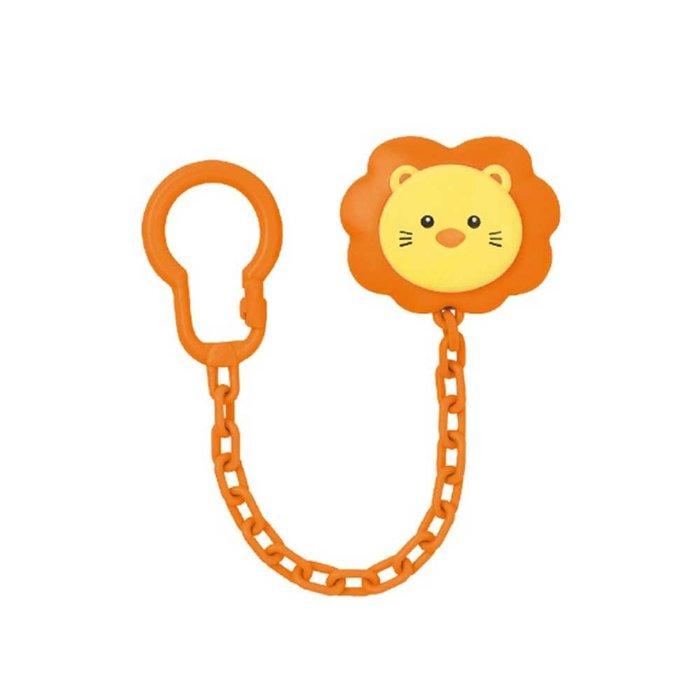 小獅王Simba 安撫奶嘴練 經典(橘色)S1747 (實體簽約店面) 專品藥局【2013933】