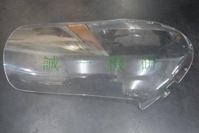 誠一機研 馬車 125 風鏡 加長型 60CM 日式風格 MAJESTY 山葉 YAMAHA 改裝 長風鏡