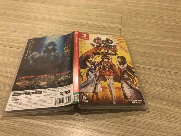 任天堂Nintendo Switch NS GOD WARS 日本神話大戰 售 1350