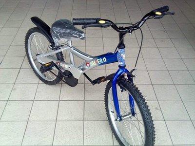 [超級奈斯集團]臺灣製造~20吋兒童腳踏車~單速~20吋腳踏車