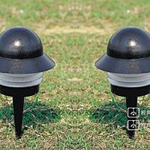 【經典時尚燈飾】戶外插地燈【PE-3108】豪宅愛用 鋁合金 黑色烤漆 霧玻璃