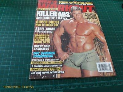 健身、肌肉 英文雜誌 《MENS WO...