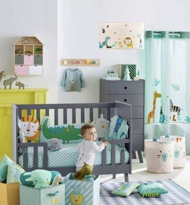 新品出口法國 嬰兒床上用品套件寶寶純棉三件套床單床笠被套枕套