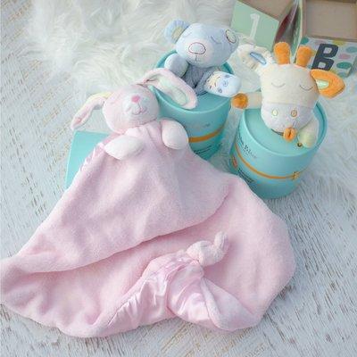 ♫♥Yo媽‧嚴選♥♫ 澳洲BubbaBlue 玩偶安撫巾 彌月禮 口水巾 Angel Dear