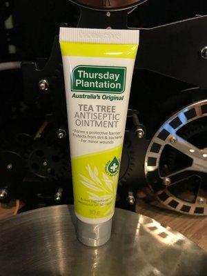 【澳洲Thursday Plantation】滿額免運~星期四農莊茶樹抗菌軟膏Antiseptic 30g新鮮現貨
