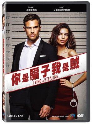 [DVD] - 你是騙子我是賊  Lying And Stealing ( 威望正版 ) - 預計3/6發行