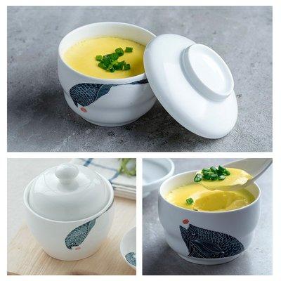 hello小店-碗碟套裝家用中式餐具套裝印想家品#廚房收納#筷子筒#