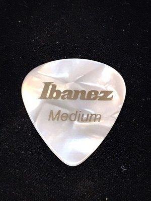【成功樂器】Ibanez CE16H PL Pick heavy 1.0mm 匹克 珍珠白