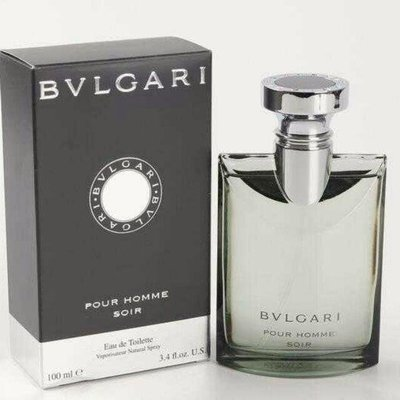 Bvlgari Pour Homme Soir 寶格麗大吉嶺夜香男性淡香水100ml