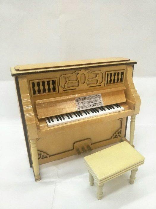 ╰☆美弦樂器☆╯直立復古鋼琴模型