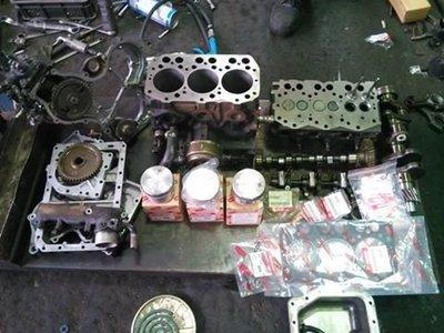 擎揚機電 YANMAR 柴油 引擎 發電機 原裝 零件 日本外匯 中古 二手 維修 買賣