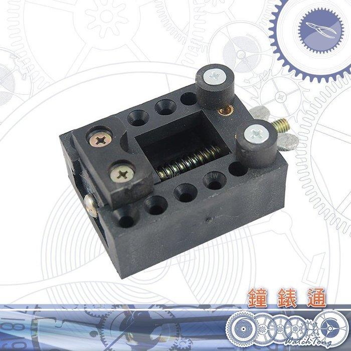 【鐘錶通】06B.8001 大錶膠座 / 固定錶殼 / 小型夾具工作台固定座 ├ 鐘錶工具/手錶工具/修錶工具 ┤