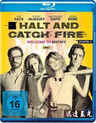 25G任選5套999含運!電視劇-T717奔騰年代第二季Halt and Catch Fire Season 2(2015)(4BD)