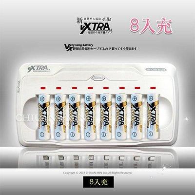 全民3C VXTRA飛創 8通道 智慧...