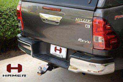 Ford 福特 Ranger 浪久 遊俠 4X4 4WD Pick Up 皮卡 Hamer 拖曳架 拖車鉤 16+