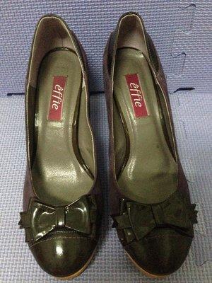 【阿瘦皮鞋A.S.O】effie 女款防水台高跟鞋--紫色7.5號/ 24.5CM 高雄市