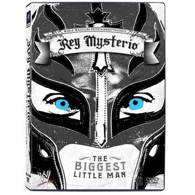 ☆阿Su倉庫☆WWE摔角 Rey Mysterio The Biggest Little Man DVD 619擂台小巨人精選專輯 熱賣特價中