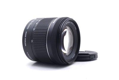 【台中青蘋果】Canon EF-S 18-55mm f3.5-5.6 IS STM 二手 鏡頭 #55231