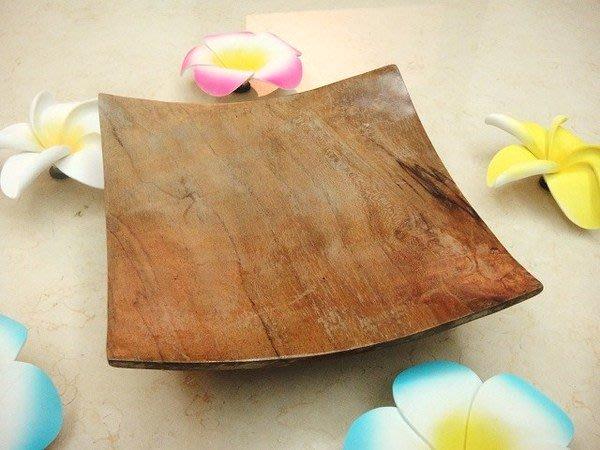 Y【永晴峇里島】巴里島大木製盤,增添異國風味,居家,民宿,飯店都好用-盤11