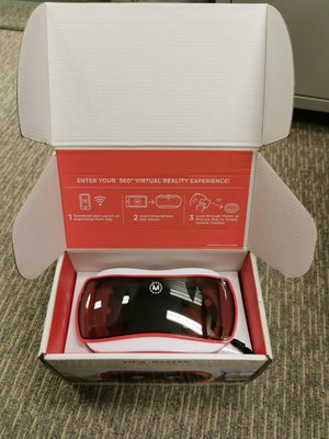 全新 VR 套裝 View-Master Virtual Reality Viewer Starter Pack