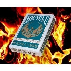 Bicycle Phoenix 鳳凰 限量撲克