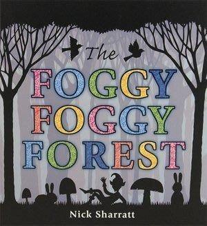 *小貝比的家*FOGGY FOGGY FOREST /平裝/3~6歲《主題:句型》