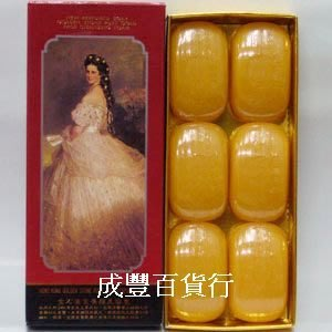 金石黃金養顏美容皂(40gX6)