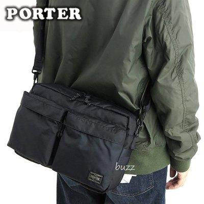 巴斯 日標PORTER屋-三色預購 PORTER FORCE(S) 斜背-側背包 855-05457