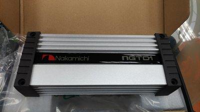 [樂克影音] 日本中道 Nakamichi NGTD-1 單聲道重低音專用擴大機  1000W