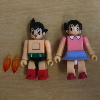 中古 小飛俠 阿童木 Astro Boy Kubrick 盒蛋 盒旦 只售2款