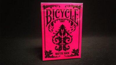 Bicycle Nautic Pink Playing Cards 粉紅水兵單車撲克牌 水兵撲克牌 水兵單車撲克牌