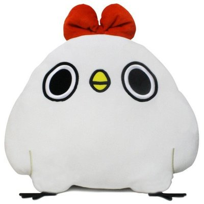 Bz Store 日本 MENTORI  限定販售  正版 LINE貼圖 懶得鳥你 直白妹 絨毛娃娃 抱枕