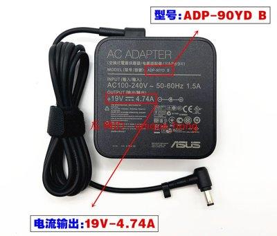 原裝華碩ROG玩家國度PG279Q XG32VQ顯示器充電源適配器線19V4.74A筆記本充電器