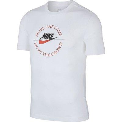 Nike 男款休閒運動上衣 白色 BV7517100