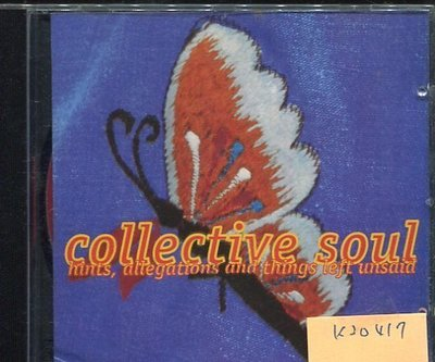 *真音樂* COLLECTIVE SOUL / HINTS 二手 K20417
