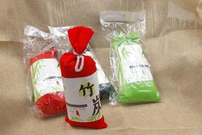 【自在坊】日式竹炭包 活性碳除臭包 135G重量包 竹炭空氣淨化包 古樸除味炭包 去甲醛 除臭 除味 防潮